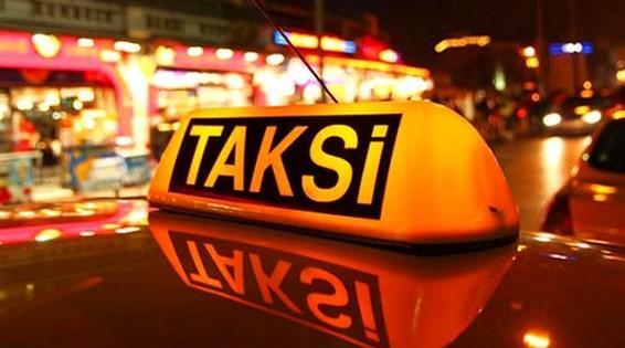 Eğer şoförü yoksa da toplu taşımaya binecek değil ya, taksiler bir nevi şahsi araçlara dönüşür.