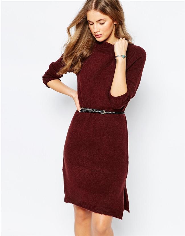 d52b8b231addc Triko Elbise Modelleri Ve Fiyatları /14 - Moda - Mahmure Foto Galeri