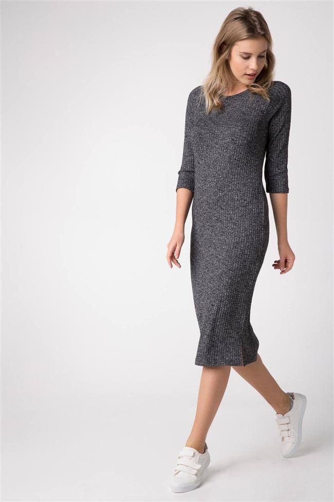 3204c54fed7f5 Triko Elbise Modelleri Ve Fiyatları /5 - Moda - Mahmure Foto Galeri