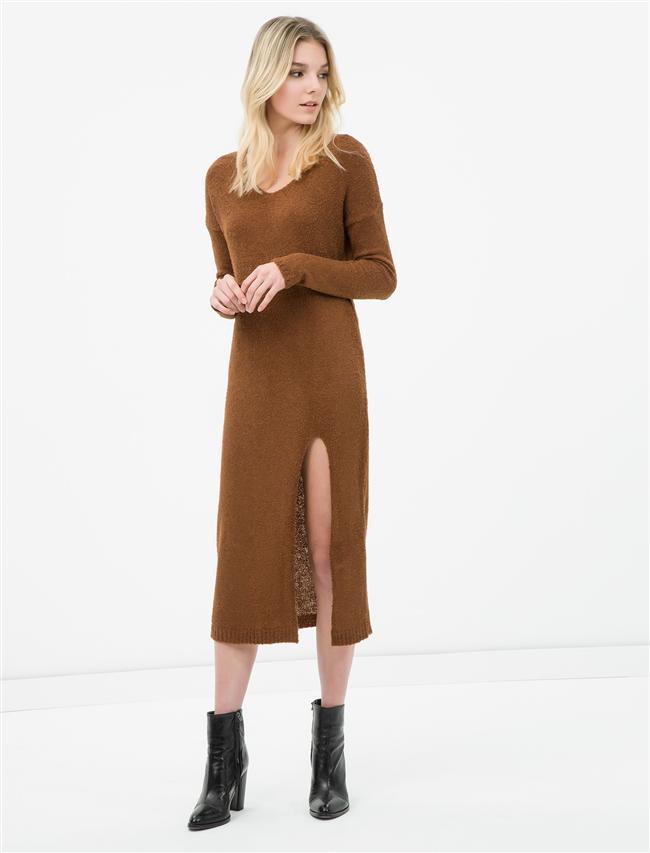 6d833d5d1f58e Triko Elbise Modelleri Ve Fiyatları /4 - Moda - Mahmure Foto Galeri