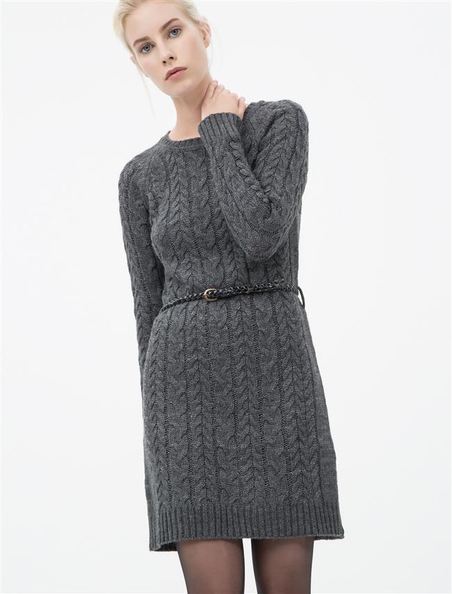 313ee15063212 Triko Elbise Modelleri Ve Fiyatları /6 - Moda - Mahmure Foto Galeri