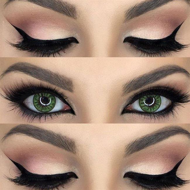 Yay Burcu (23 Kasım – 22 Aralık)  Kırılgan Yay kadınına en çok derin bakışlar yakışıyor. Bunun için Yayların makyaj çantasında bir far paleti, maskara ve tekli takma kirpik mutlaka bulunmalı. Açık renkli gözlere sahip olanlar mor ve mavi tonlarda, koyu renkte göze sahip olanlar ise yeşil, kahve ve altın tonlarında bir far paletini deneyerek göz makyajlarında fark yaratabilirler.