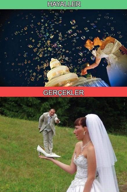 Düğün planlarken...