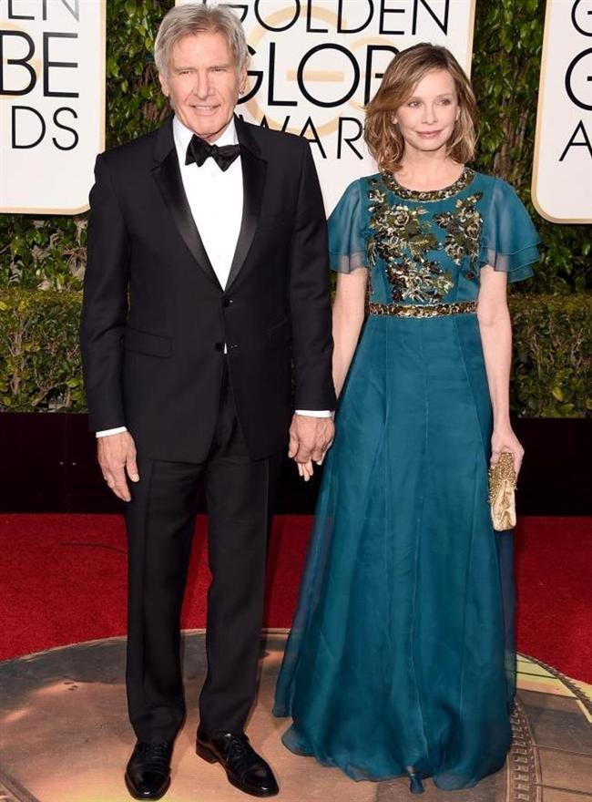 Harrison Ford ve Calista Flockhart