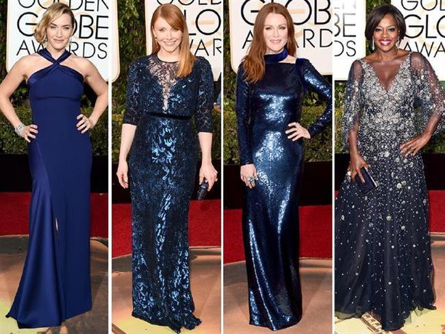 UÇUŞAN MAVİ  Kate Winslet, Bryce Dallas Howard, Julianne Moore ve Viola Davis.