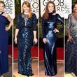 2016 Altın Küre Ödülleri'nde Ünlüler Ne Giydi? - 21