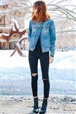 Kış İçin Ceket Kombin Önerileri - 43