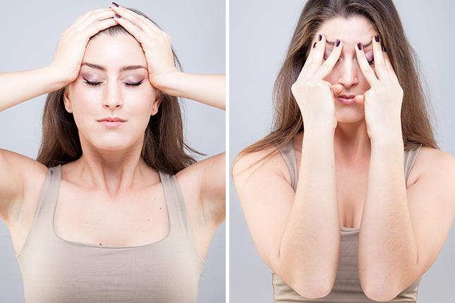 Yüzümüz kaslardan meydana gelmektedir. Yüzümüzdeki kırışıklıkların artma sebeplerinden biri de bu kasları yeterince kullanmayışımızdır. Yüz yogası ile kaslarımızı çalıştırıp kırışıklıkları giderebilir, hatta onların oluşmasını engelleyebiliriz.