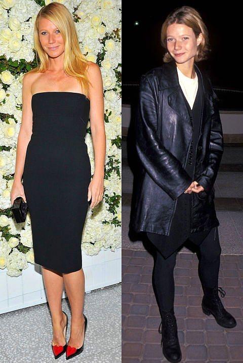 Gwyneth Paltrow  Yıl 1993... Zaman, Paltrow için de su gibi akmış, yanında ise hiç kuşkusuz pek çok güzellik getirmiş.