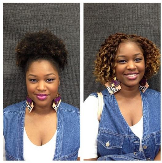Elektiriklenmeyen saçlar tüm görünümüzü değiştirir