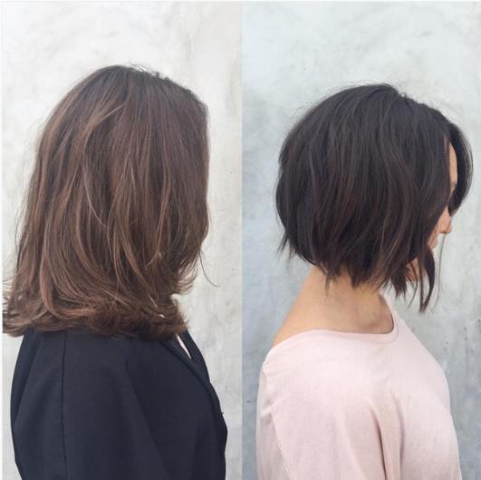 Belki de saçınızı kesmenin zamanı geldi?