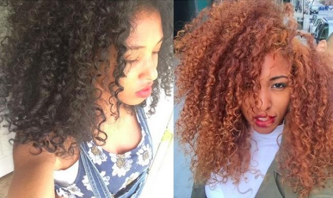 Değişmeyen modalardan biri de kızıl saçtır.