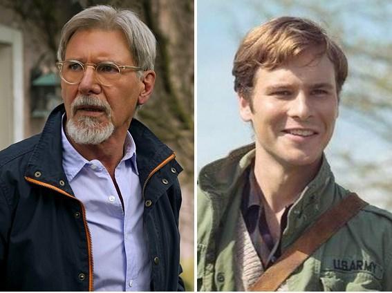 2015 yapımı The Age of Adaline filminde Harrison Ford'un gençliğini canlandıran oyuncu konusunda kusursuz seçim.