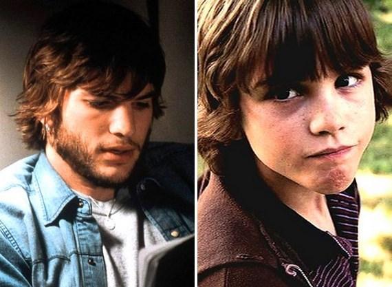 Kelebek Etkisi'nde Ashton Kutcher'ın çocukluğunu oynayan isim Logan Lerman'dı.
