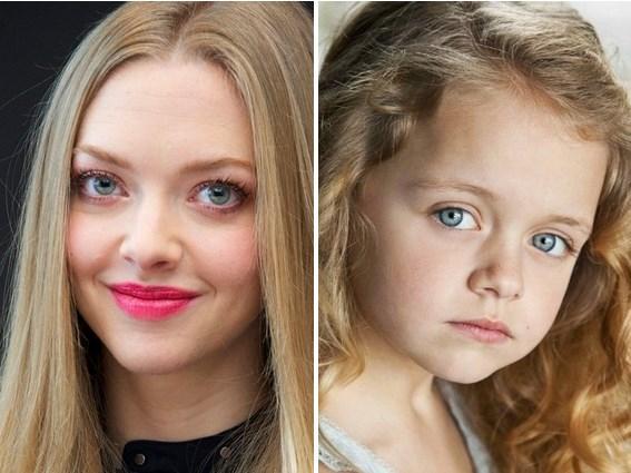 2015 yapımı Babalar ve Kızları filminde Amanda Seyfried'ın küçüklüğünü oynayan prenses.