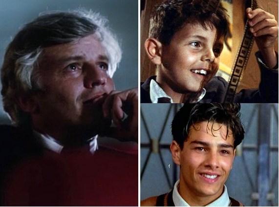Gözyaşlarımızı tutamadığımız Cennet Sineması'nda bir hayat öyküsüne bu üç oyuncuyla tanıklık etmiştik.