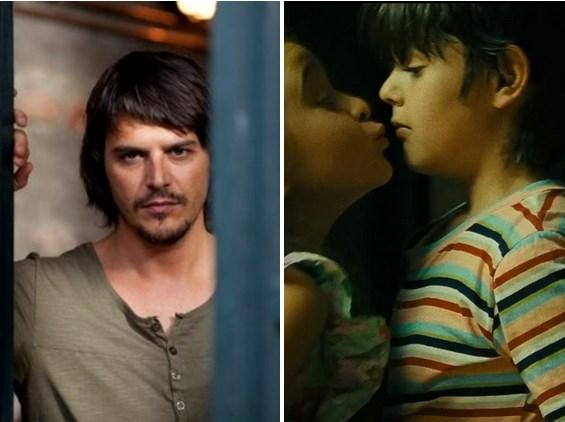 Yine aynı filmde Mehmet Günsür'ün çocukluğunu bu delikanlı oynamıştı.