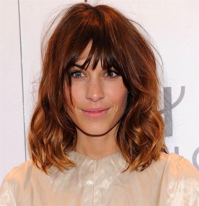 Ünlülerin favorisi olan bu saç kesimi, her yüz şekline de uyumlu.