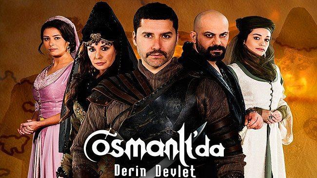 """Osmanlı'da Derin Devlet - IMDb 7.8  2012 yılında TRT 1 ekranlarında """"Bir Zamanlar Osmanlı"""" olarak yayınlanan ve ekrandan kaldırılan dizi, yeni kadrosuyla Samanyolu televizyonunda devam etti. Yapımcılığını 'Her şey Film'in yaptığı, yönetmenliğini Kumral Pakel'in üstlendiği, senaryosunu ise 'Nakkaş' yazı grubunun kaleme aldığı başrollerini Orhan Kılıç, Perihan Savaş, Hazım Körmükçü ve Sinem Öztufan'in paylaştığı televizyon dizisi."""