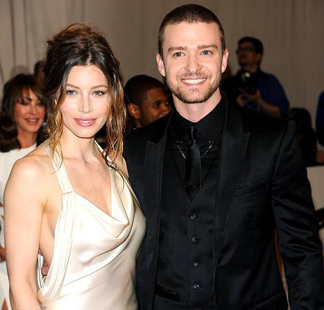 Ama bu da sadece bir söylenti olarak kaldı. Jessica Biel ve Justin Timberlake'in mutlulğu sürüyor.
