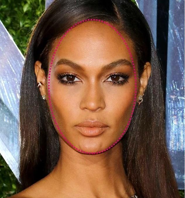 4. Yüzünüzün boyu, eninden neredeyse iki kat daha uzun; hatlarınız ise yumuşak ise siz Yumurta Yüz Şekline sahipsiniz demektir!