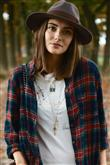Şapka Kombin Önerileri - 22