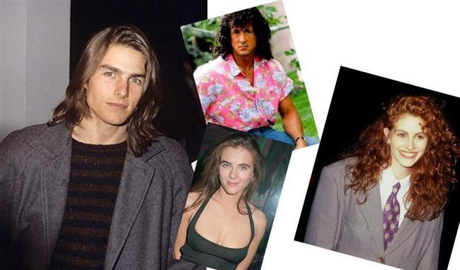 Sinema dünyasının bugün orta yaşlarını süren ünlülerinin nasıl göründüğünü biliyorsunuz. Peki artık 40'lı yaşlarının sonu 50'li yaşlarının başını yaşayan bu ünlüler bundan yıllar önce 80'lerde nasıl görünüyordu dersiniz...   İşte 1980'lerin modası olan giysiler ve saç modelleriyle o ünlüler...