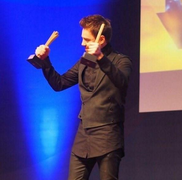 Murat Dalkılıç  Çok teşekkür ederim İTÜ 😎 2 ödül birden çok havalı