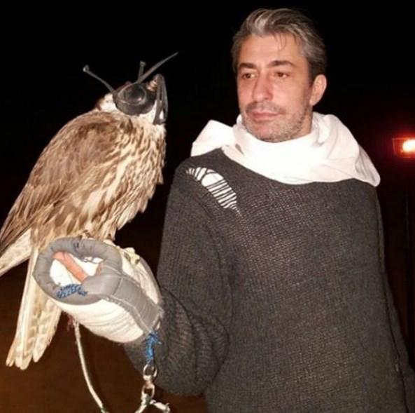 Erkan Petekkaya  Gece kuşlarına #alsahra çölünden sevgilerimle .iyi geceler .
