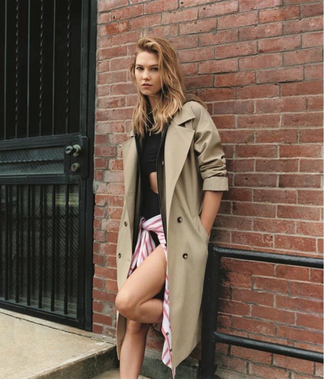 Topshop'un Yeni Marka Yüzü: Karlie Kloss 20