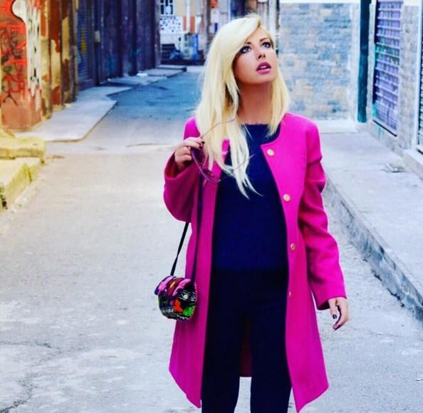 Dicle Turgal  Sosyal medya fenomeni Dicle Turgal, 35 yaşında bir moda editörü.