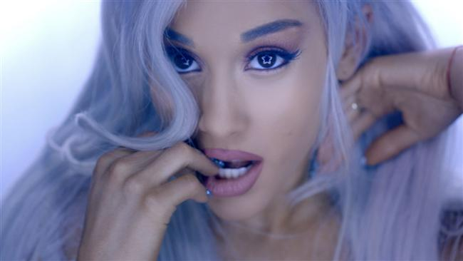 Ariana Grande  SnapChat: moonlightbae