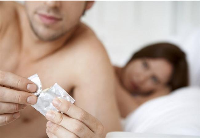 Sertleşmeden önce prezervatif takmak