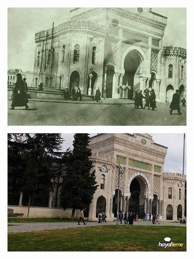 Öncesi & Sonrası Fotoğraflarla İstanbul - 16