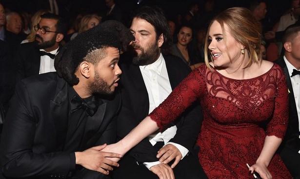 Adele ile konuşmadan önce…