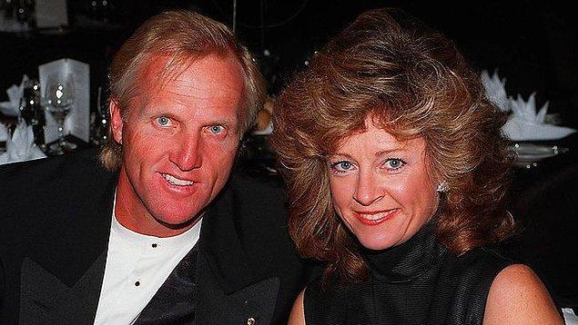 Greg Norman ve Laura Andrassy – 103 Milyon $  Büyük Beyaz Köpekbalığı lakabıyla bilinen efsanevi Avustralyalı golfçü eşine tam 103 Milyon $ ödedi.