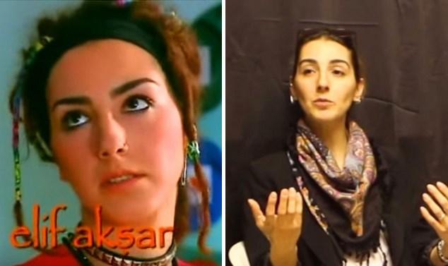 Elif Akşar  Dizide farklı tarzıyla dikkat çeken Derya'yı oynayan Elif Akşar, şimdilerde kurucusu olduğu Dönüşüm Atölyesi'nde oyunculuk eğitimi veriyor.  Kaynak: Onedio