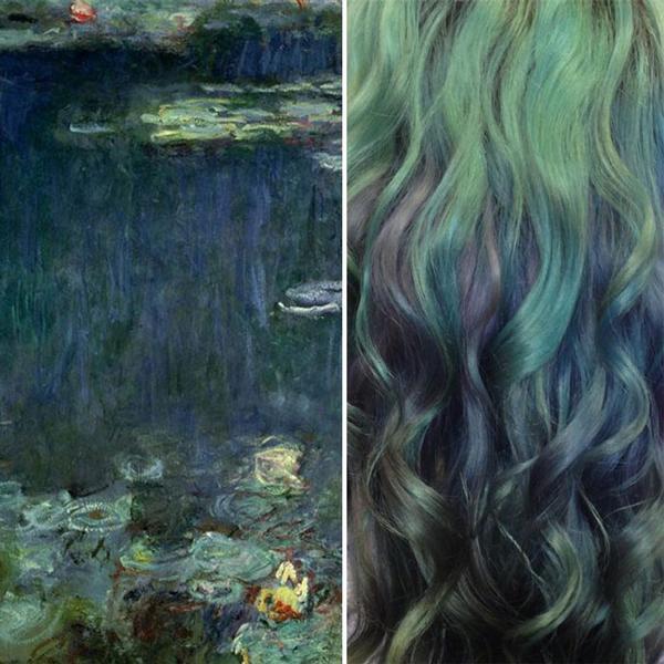 Su Zambakları - Monet