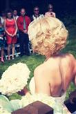 Kısa Düğün Saçı Modelleri - 13