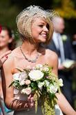 Kısa Düğün Saçı Modelleri - 36