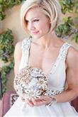 Kısa Düğün Saçı Modelleri - 8