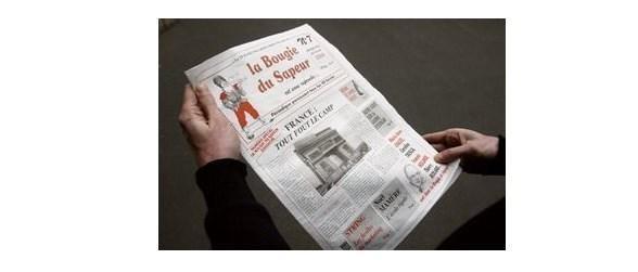 1980 - Sadece 29 Şubat günlerinde yayımlanan La Bougie du Sapeur gazetesinin ilk sayısı çıktı.