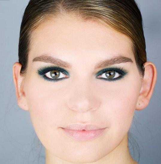 Marjinal Göz Makyajı Teknikleri - 18