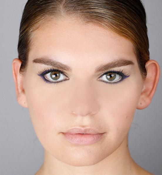 Marjinal Göz Makyajı Teknikleri - 9