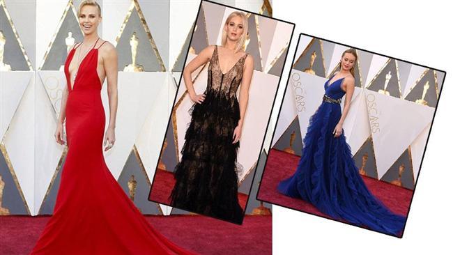 88. Oscar Töreni Kırmızı Halı Kıyafetleri - 1