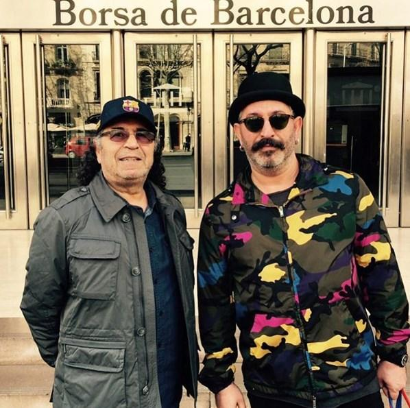 Cem Yılmaz  Şehre geldiğimizi Borsaya bildirdik !