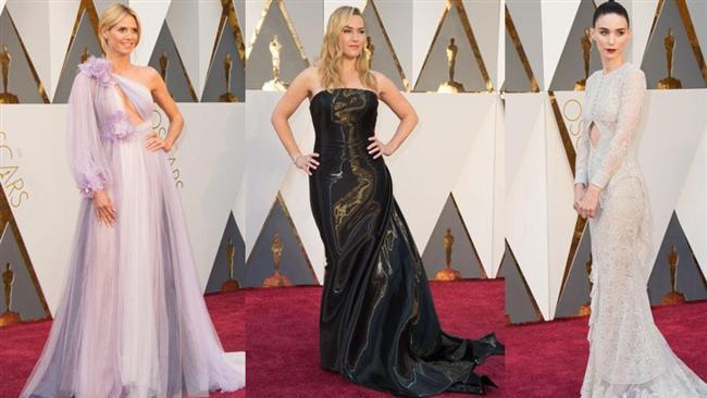 Oscar'ın En Kötü Kırmızı Halı Kıyafetleri - 1