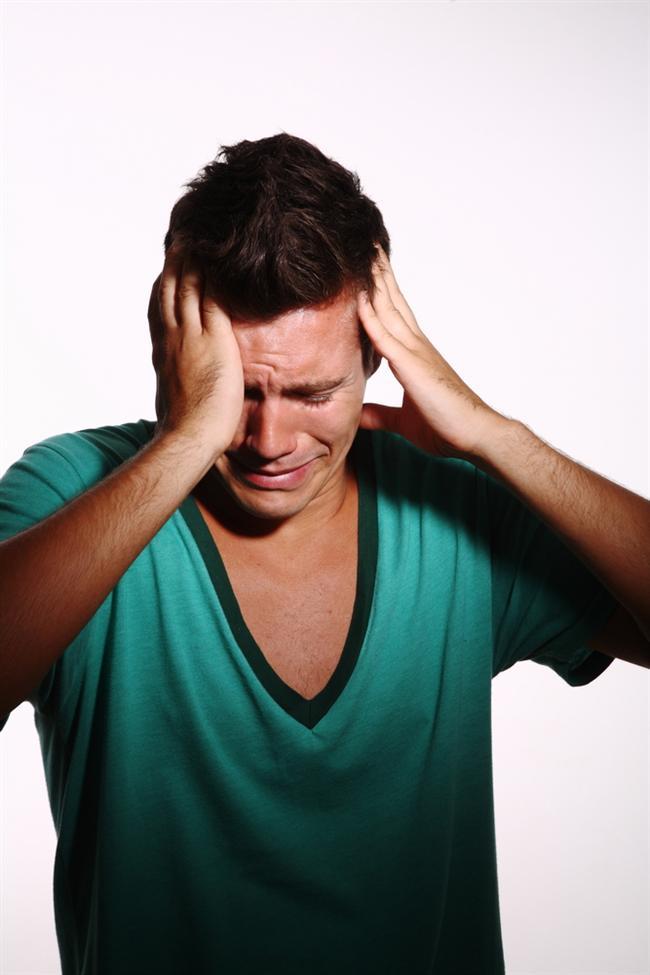 Erkekler de ağlıyor.  Yaşları 18 ile 35 arasında değişen erkeklerin yüzde 73'ü ağladıktan sonra rahatlıyor.