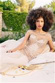 Kıvırcık Saçlılar İçin Düğün Saçı Modelleri - 18