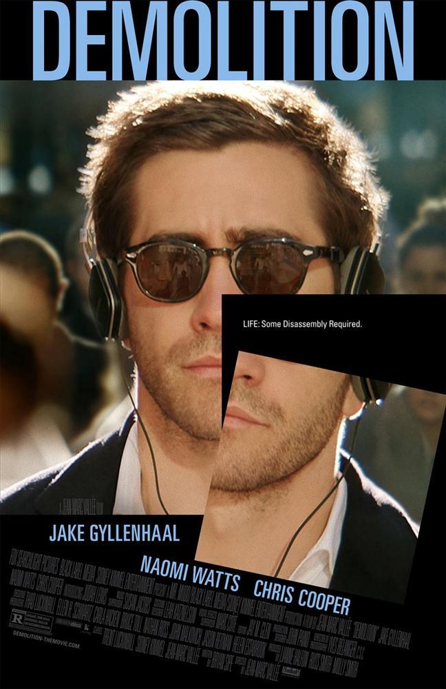 Demolition (2015) Vizyon Tarihi: 8 Nisan 2016  Jake Gyllenhaal'ı Davis rolünde izlyeceğimiz filmde Davis bir trafik kazasında karısını kaybeder ve hayatını devam ettirmekte zorlanmaktadır.Bir gün bir otomat makinası şirketine şikayet mektubu yazan Davis, zamanla bu mektupları kendi kişisel itiraf mektuplarına dönüştürür. Zamanla bu mektuplar şirkette çalışan Karen'in dikkatini çeker ve ikili için alışılmamış bir ilişki başlar.